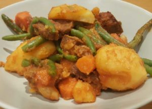 >Potée de légumes avec ou sans viande…
