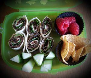 >Wraps pour lunch