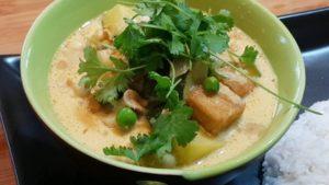 >Curry Massaman (thaïlandais)