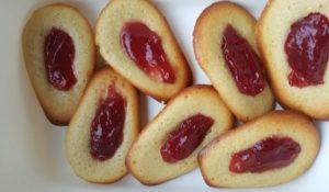 >Barquettes aux fraises…