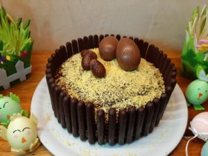 >Gâteau  tout choco