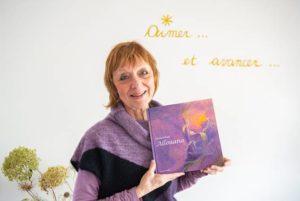 >Marcinelle présentation livre Allouana de Christine Petit